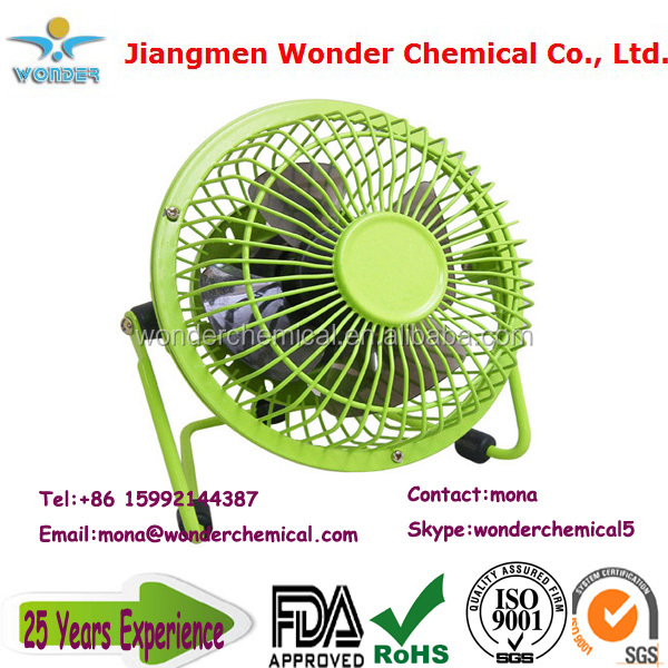 Sale Electric Fan Shiny Green Powder Paint