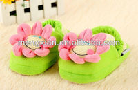 2014 kinds of wholesale kid girls nude children slippers cartoon