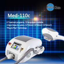 Hot sale ! high quality Distributor wanted promotion portable machine IPL LASER E-light RF beauty salon equipment skin care