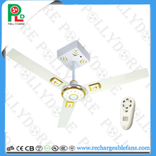 "48"" rechargeable ceiling fan with LED lights,AC / DC rechargeable ceiling fan,emergency fan,PLD-8"
