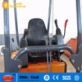 strong power construction machines hydraulic crawler
