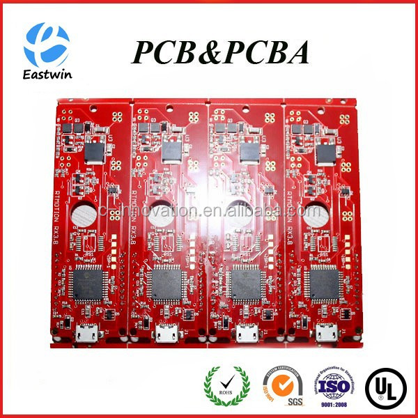 PCBA Remote Control Car Circuit