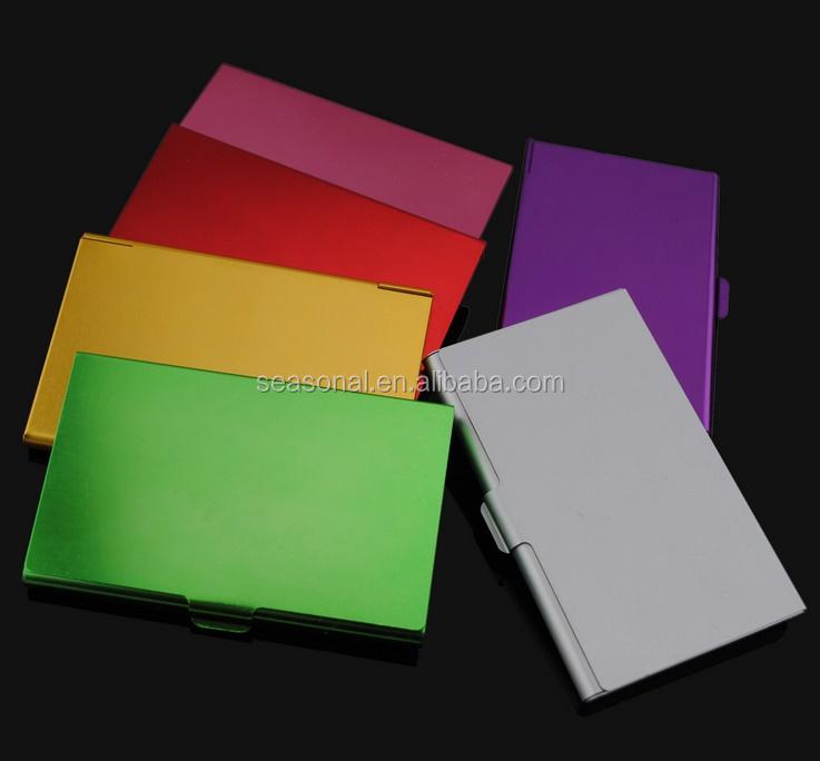 Cute Aluminium Business Card Holder Contemporary - Business Card ...