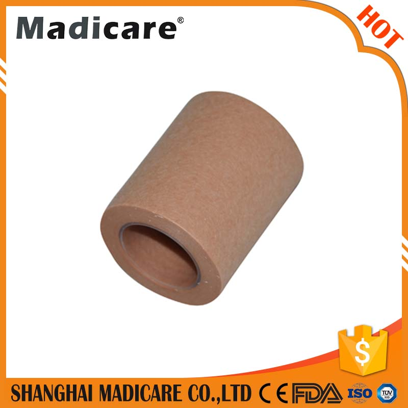 User-Friendly Skin Color Surgical Medical Paper Tape
