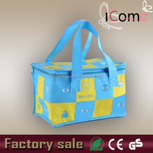 Customized Sublimation Cooler Lunch Bag(ITEM NO:C150208)