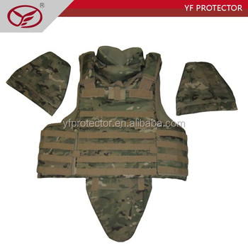FULL BODY ARMOR JACKET