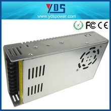 Factory sales 5V 60A 300W power supply 0-150v dc approval CE ROHS FCC ERP