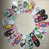 Cutomized Imprint EVA Flip Flops Customized