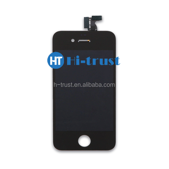 Hot selling for iphone 4 lcd digitizer with 6 month warranty for iphone 4