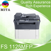 New a4 laser printer FS 1125MFP for kyocera