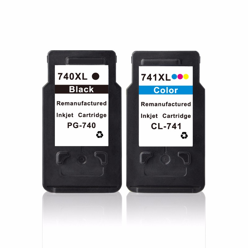 Big discount printing ink cartridges compatible for canon pg-740 cl-741