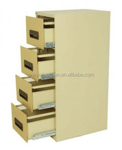 Cyber lock cabinet powder coating drawer files cabinet with 2 keys