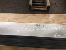High carbon stainless steel sheets 440C / 440B / 440A
