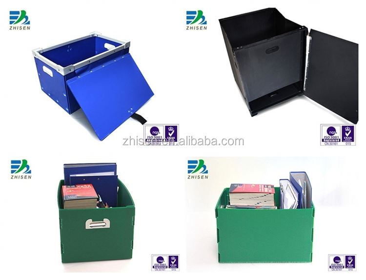 Hot sale for pp corrugated plastic box for vegetables