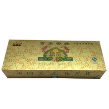 Fashion Promotional Paper Gift Boxs With Clear Lid for tea