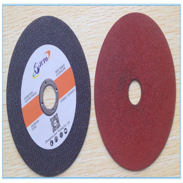 stable quality double net 4 inch 1.2 mm thick norton cutting wheel made in china