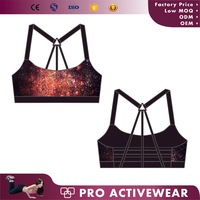 New Model Bra, Cheap Wholesale Sports Bra, Elastic Band For Sports Breast