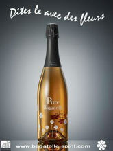 Bagatelle Rose Sparkling wine