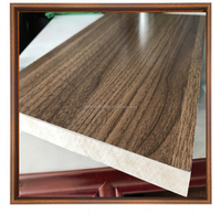 Wood veneer faced MDF board 8 x 4 for home depot