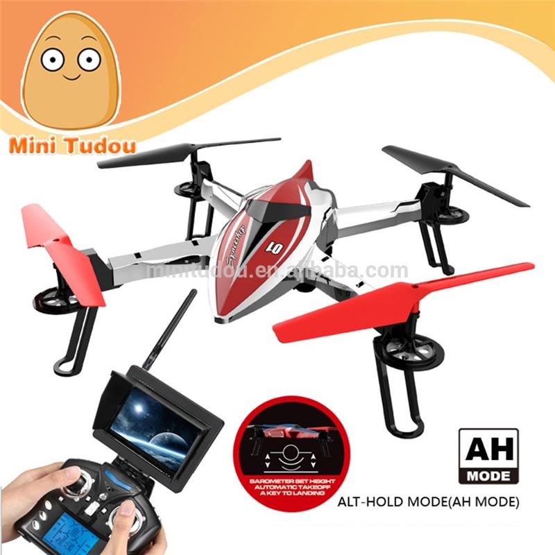 Minitudou Q212 WL toy 2.4G 6-axis CF mode wifi 5.8G FPV quad copter rc drone with camera