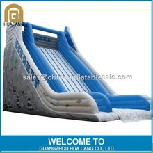 9 meters high giant inflatable slide with Everest theme from Ultimate Inflatables