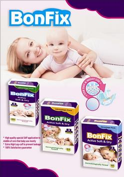 Cotton High Quality Baby Soft Diappers