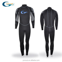 5mm custom SCR thick comfortable scuba diving wetsuit full body