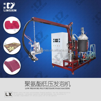 Polyurethane PU Memory Pillow Foaming Machine /Memory Pillow Making Machine