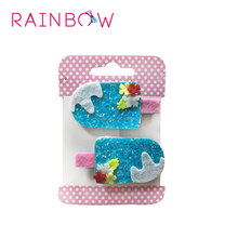 Popsicle baby hair clips accessories wholesale