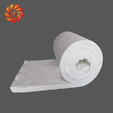 Furnace Insulation Material 10mm thick ceramic fiber wool blanket
