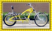 "high quality 20""24""inch chopper bike/ bicycle/beach bike"