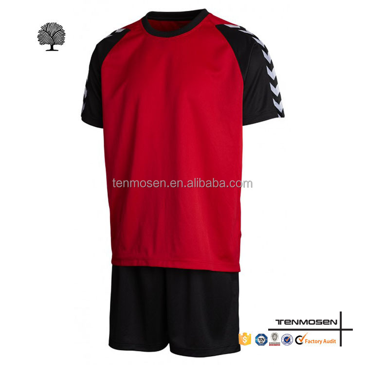 New model football shirt maker soccer jersey manufacturer
