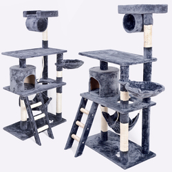 Top Selling Products Ningbo MDF Cat Tower Furniture Cat Tree