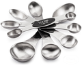 Magnetic Stainless Steel Measuring Spoons Sets