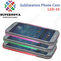 High Quality Sublimation LED Cell Cover for Samsung Galaxy S4(i9500)