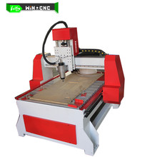 High quality woodworking machine 3 axis cnc router 6090 1.5KW spindle mini cnc milling machine