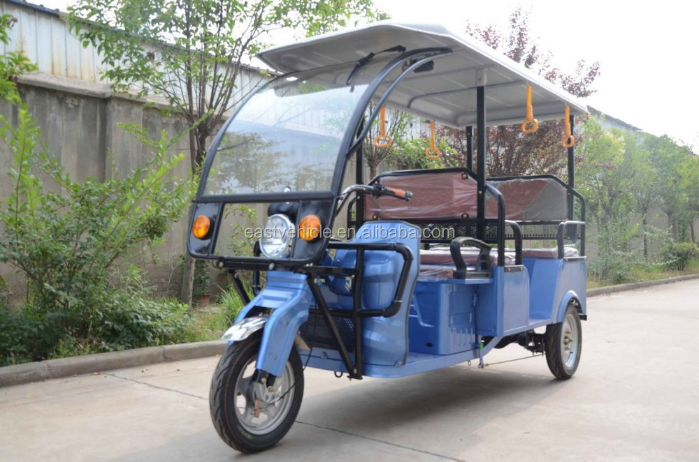 electric vehicle 3 wheeler tuk tuk