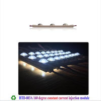 DC12V IP67 Waterproof Injection SMD 5730 LED Module with Optical lens