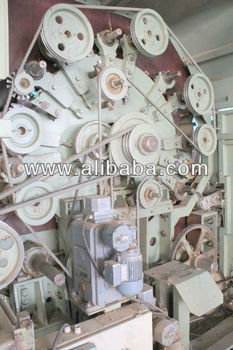 THIBEAU WOOLEN CARDING MACHINE 2500mm/G-9070