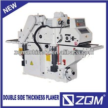 Heavy duty double side thicknesser / double side thickness planer