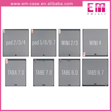 Anti-glare Tempered Glass Screen protector/film for ipad2/3/4
