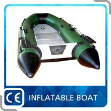 Good supplier inflatable boats with electric engine RX350FL