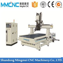rotary attached 4 axis cnc router/mini cnc 5 axis/cnc milling machine