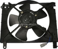 20 years high quality Radiator Cooling Fan 12v Dc for car 12'' Curve Blade Auto Radiator Cooling Fan/Condenser Fan