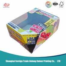 2016 Special lid but a perfect overall lid and base shoe/toy storage paper box
