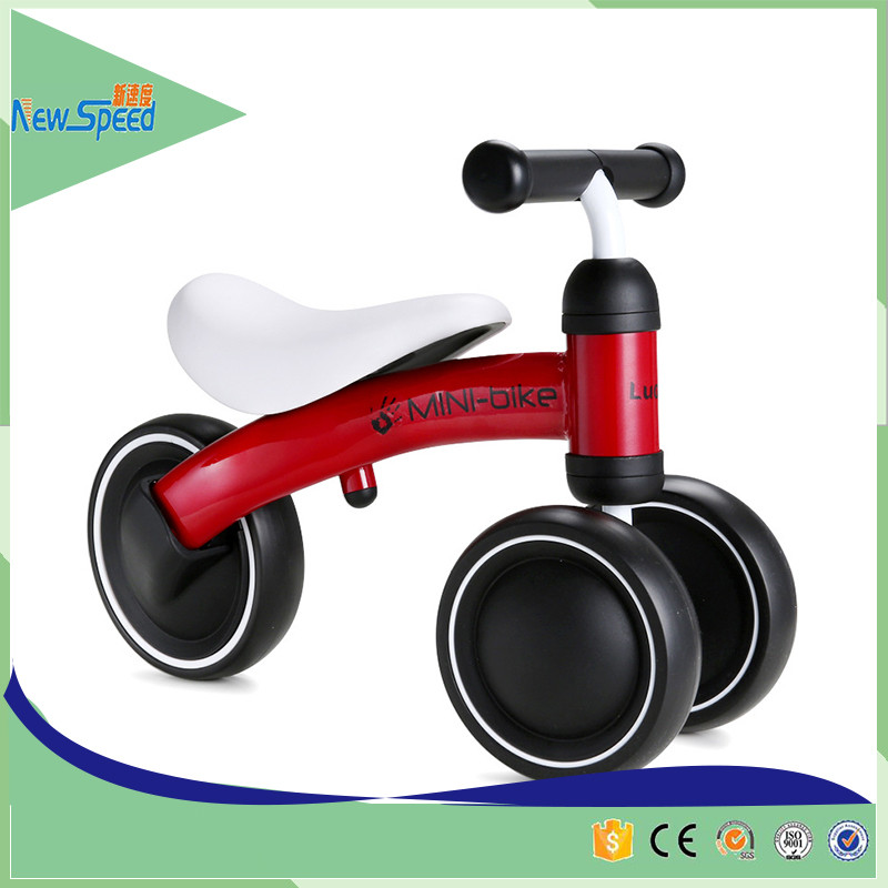 NewSpeed Toys Balance Bike Ride On Tricycle Balance Buggy Swing Scooter Car
