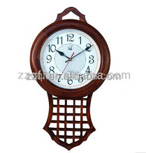 battery powered pendulum antique swing clock
