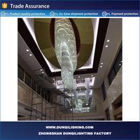 Modern Egypt & K9 Crystal antique hanging lamp