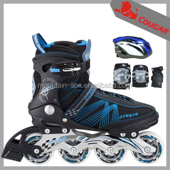 PU Wheel Adult roller Skates with New Design