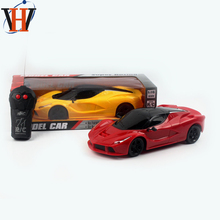 Plastic R/C car toy 2 channel remote control car kids toys car